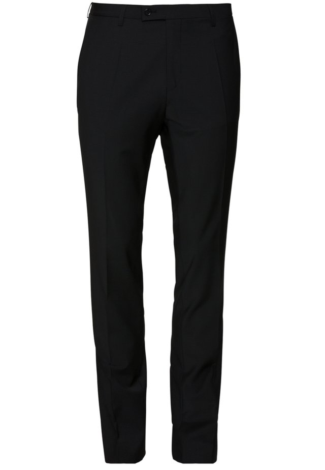 CEDRIC-SHARP FIT - Suit trousers - schwarz
