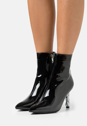 ODELIA - Kotníkové boty - black