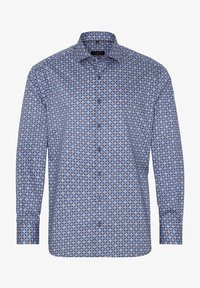 Eterna - MODERN FIT - Formal shirt - marine - 3
