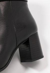Tamaris - Classic ankle boots - black - 2