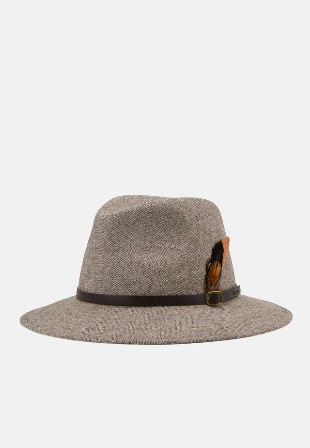 DENE FEDORA - Chapeau - brown