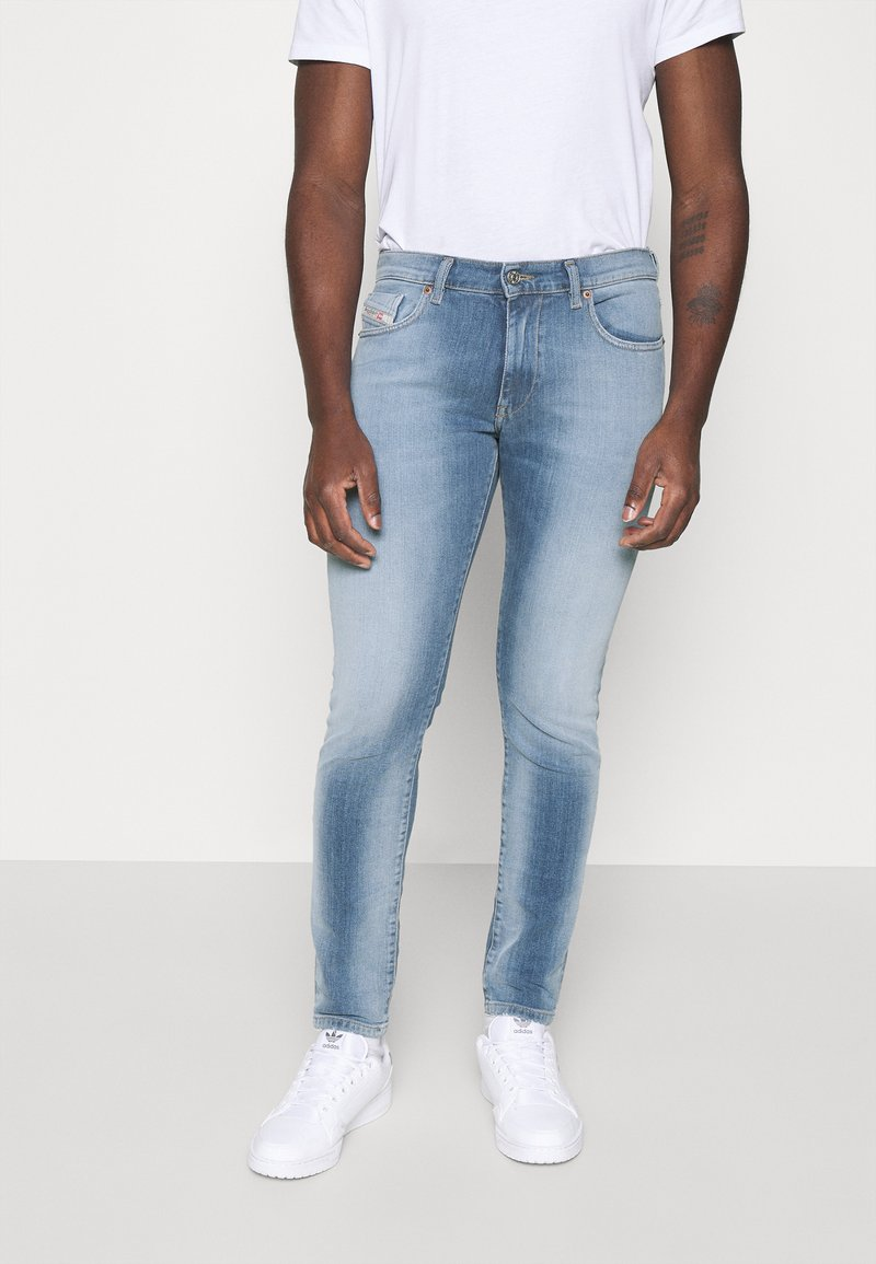 Diesel - D-STRUKT - Jeans Skinny Fit - light blue