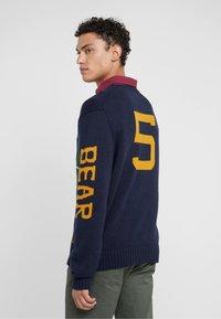 Polo Ralph Lauren - BLEND BEAR - Pullover - navy - 2