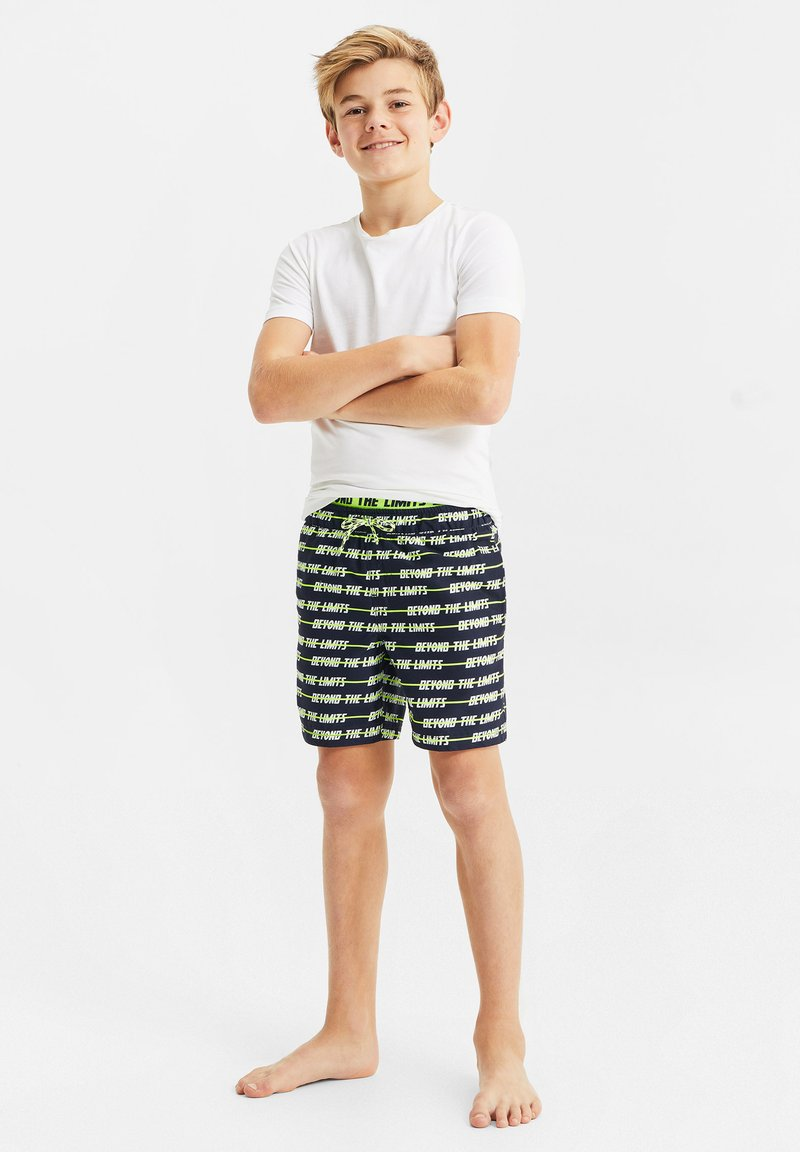 WE Fashion - Shorts da mare - all-over print