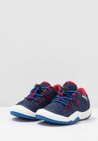 Kamik - FUNDY - Hiking shoes - navy/marine - 3