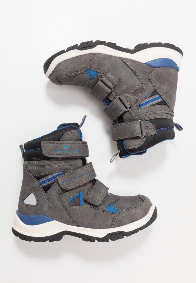 Vinterstøvler - coal