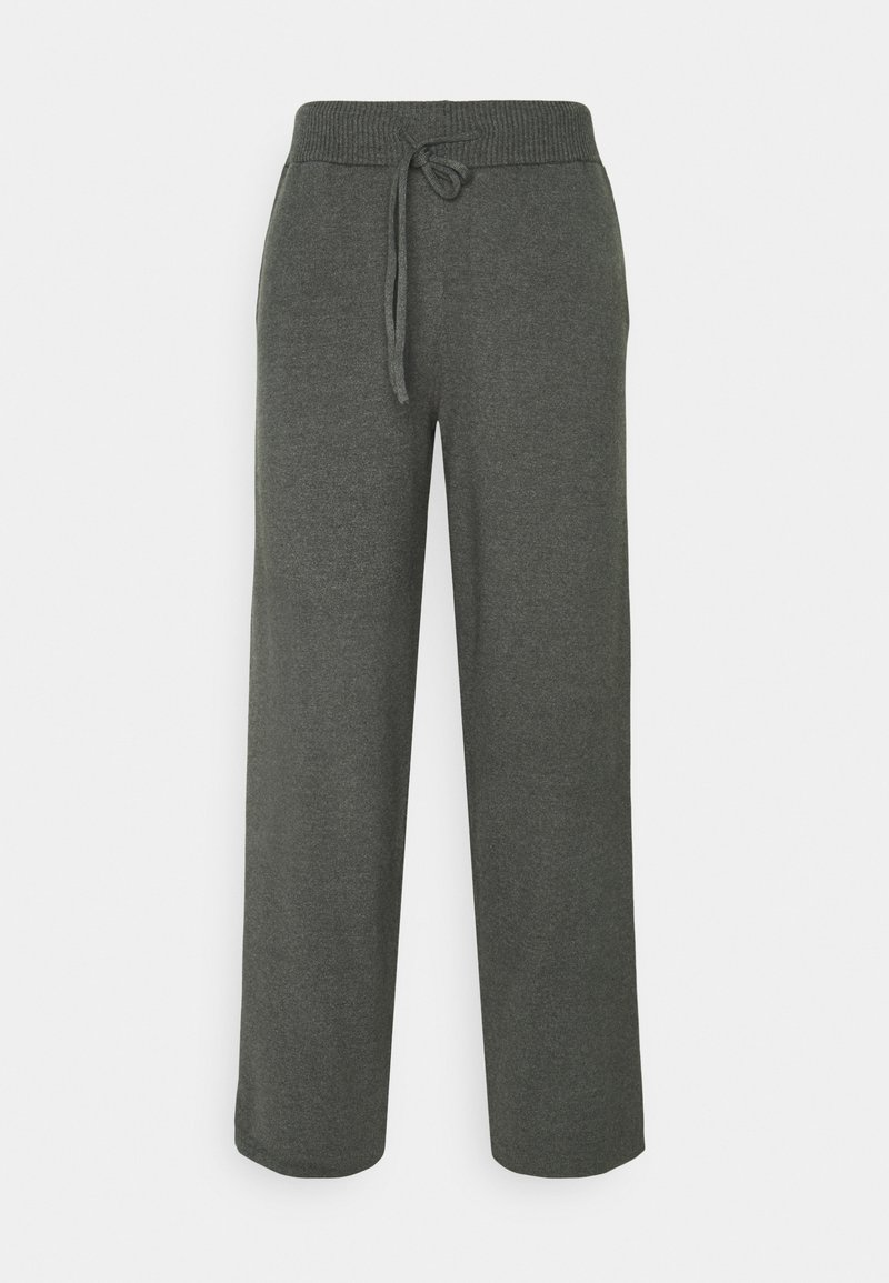 Anna Field Petite - Bukser - mottled dark grey