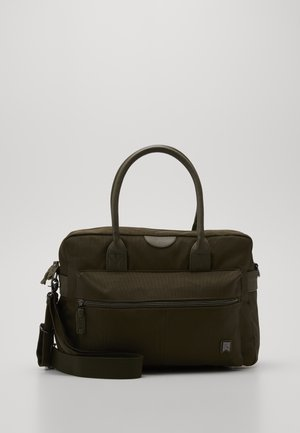 DIAPER BAG KIDZROOM FRIENDLY - Luiertas - army