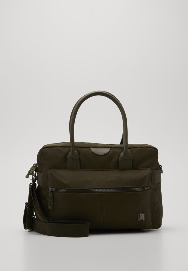 DIAPER BAG KIDZROOM FRIENDLY - Sac à langer - army