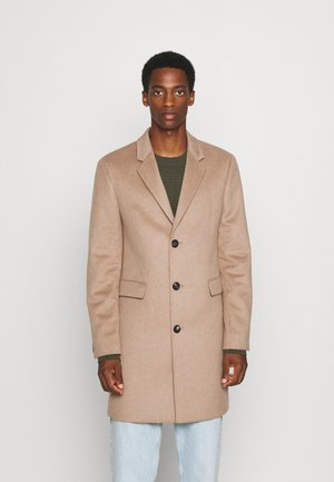 COAT - Classic coat - classic khaki