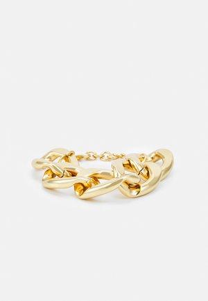 BRACELET LARGE - Armband - gold-coloured