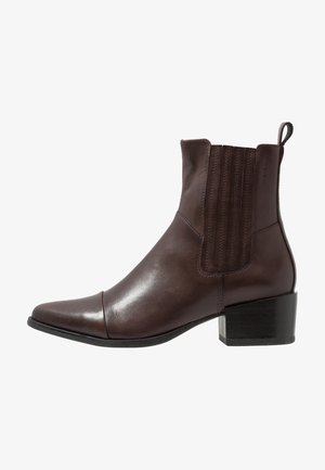 MARJA  - Classic ankle boots - espresso