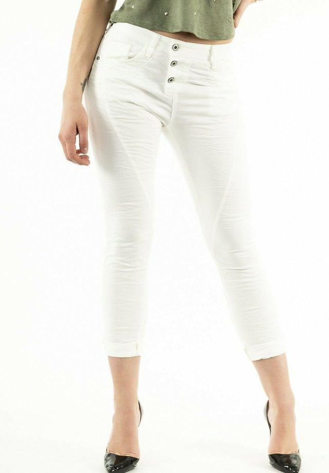 Jeans Skinny Fit - blanc