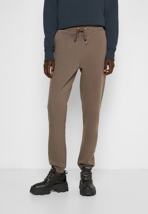 COMFY CATHRYN SWEATPANTS - Tracksuit bottoms - major brown