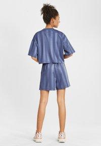 Fila - Print T-shirt - crown blue - 2