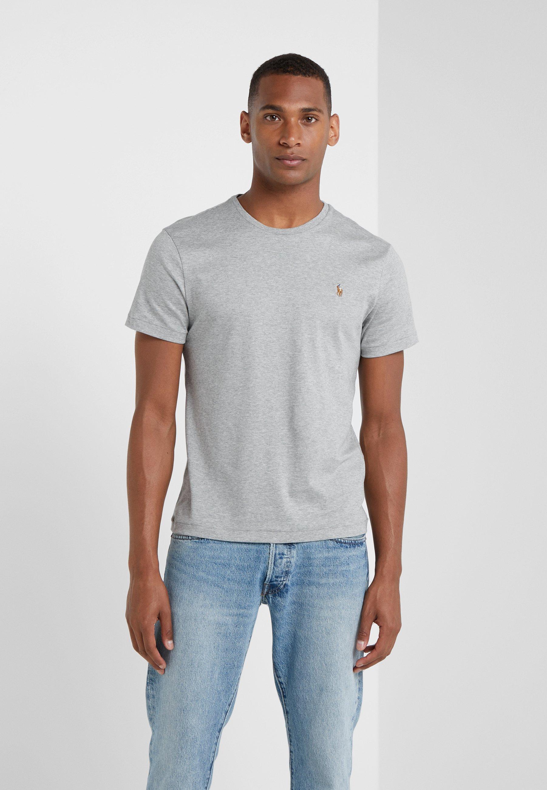 Uomo CUSTOM SLIM SOFT COTTON TEE - T-shirt basic