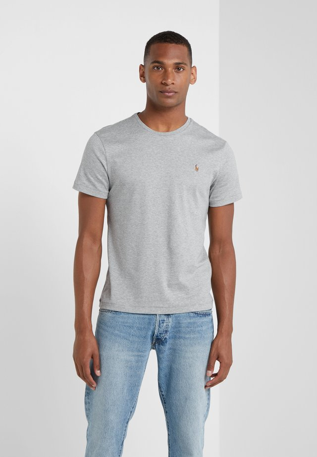 PIMA - T-shirt basic - andover heather