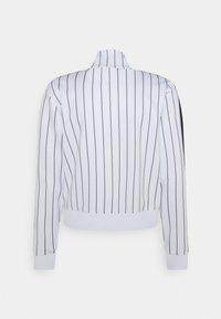 Fila - HALA TRACK JACKET - Summer jacket - blanc de blanc/black iris - 7