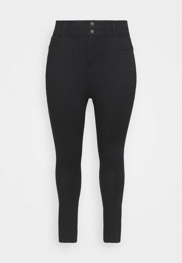 LIFT SHAPE  - Jeans Skinny Fit - black