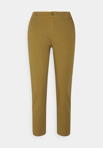 Chino kalhoty - camel