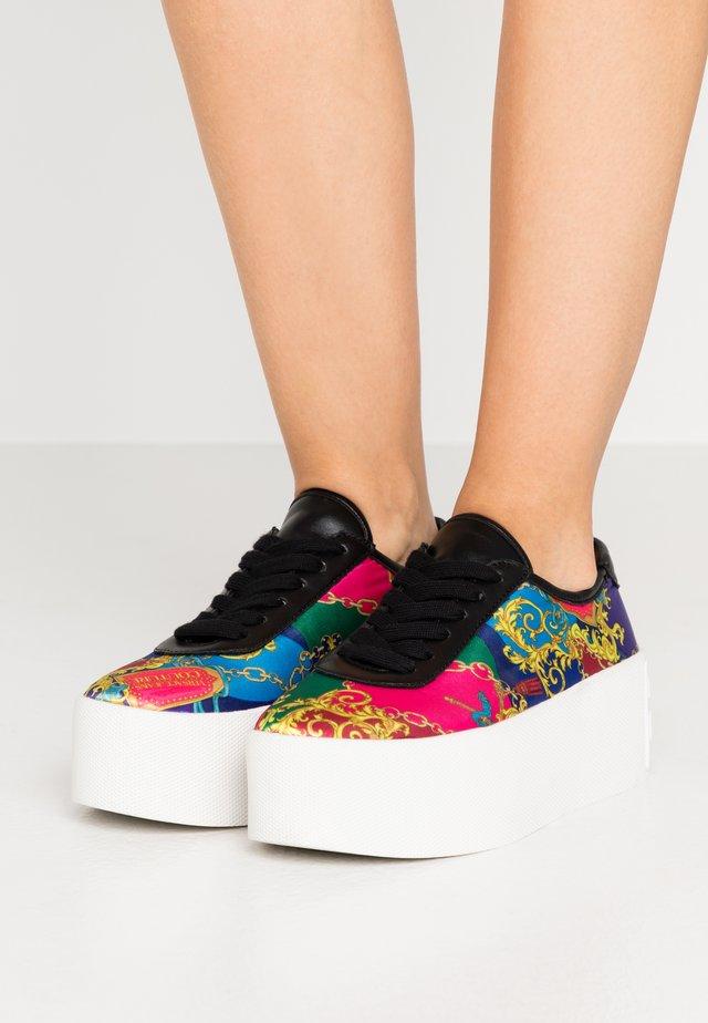 PLATFORM SOLE - Zapatillas - multicolor