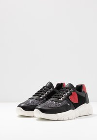 Love Moschino - Trainers - nero - 4