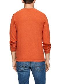 s.Oliver - Pullover - orange - 1
