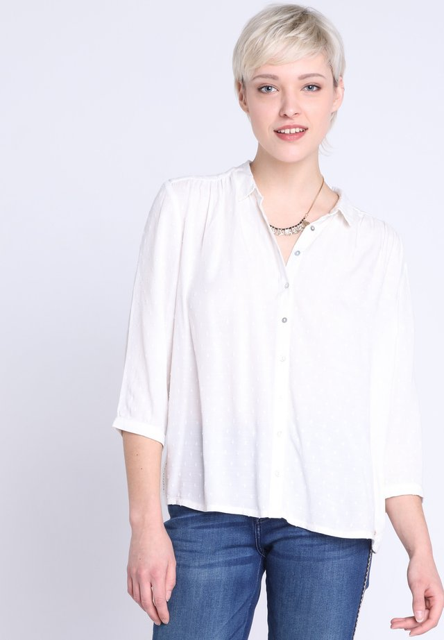 HEMD - Camisa - blanc