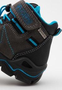 Primigi - Lace-up ankle boots - grey/blue - 5