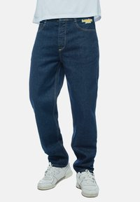 Homeboy - BAGGY - Relaxed fit jeans - indigo - 0