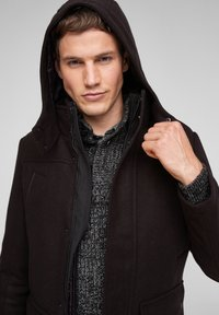 QS by s.Oliver - Winter jacket - black - 5