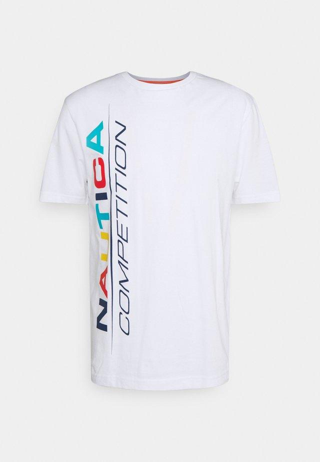PARLEY - T-shirts print - white