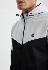 DeFacto Fit - Training jacket - grey - 5