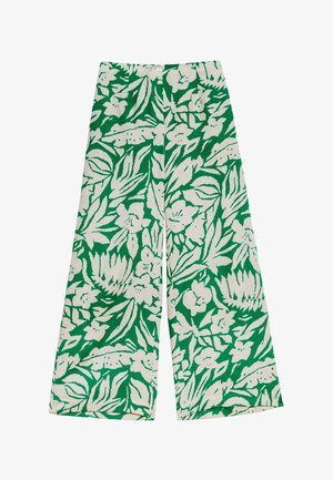 TROPICAL - Trousers - green