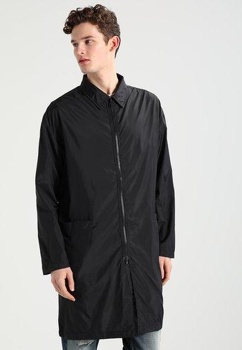 COACH COAT - Trenčkot - black
