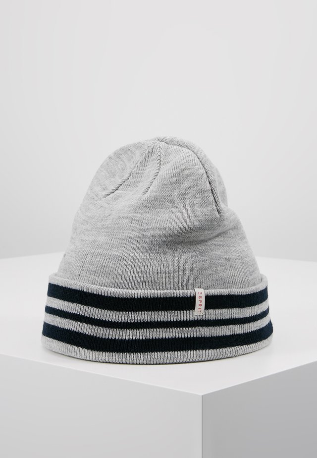 HATS - Beanie - heather silver