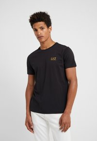 EA7 Emporio Armani - Basic T-shirt - black - 0