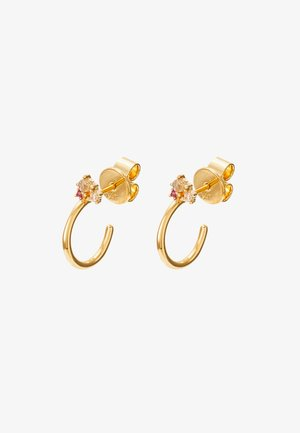 LIBELULLE EARRINGS - Korvakorut - gold-coloured