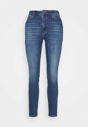 SANTANA SKINNY  - Skinny džíny - dark blue