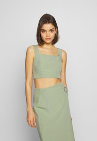 4th & Reckless - WEST TOP - Blouse - sage - 0
