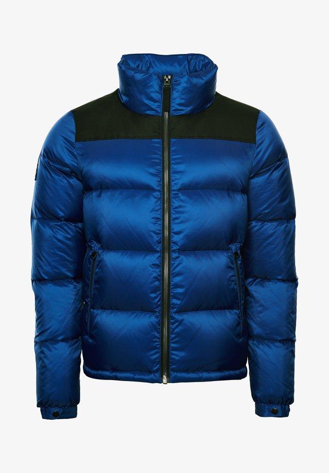 Gewatteerde jas - mazarine blue