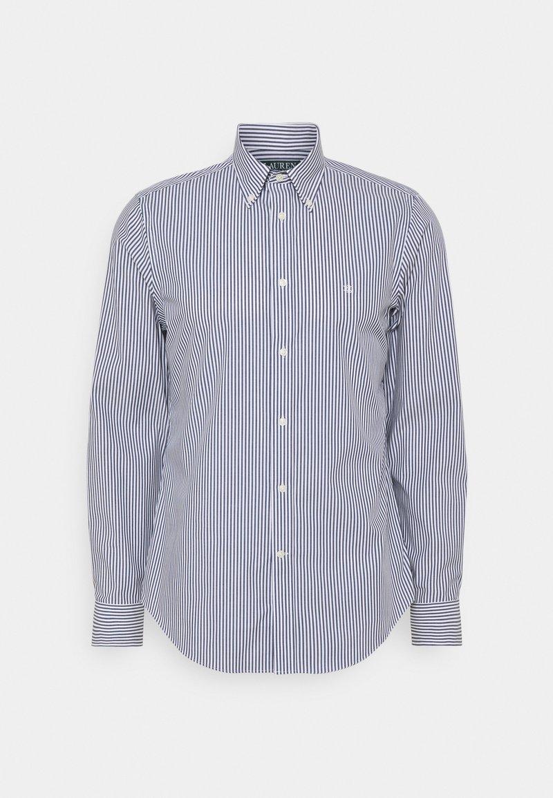 Lauren Ralph Lauren - LONG SLEEVE SHIRT - Formal shirt - navy