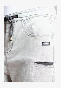 Gang - AMELIE - Tracksuit bottoms - light grey - 5