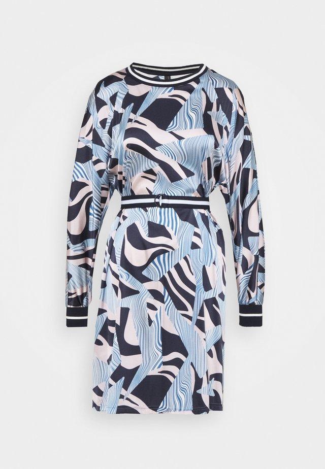 Vestido de tubo - space blue