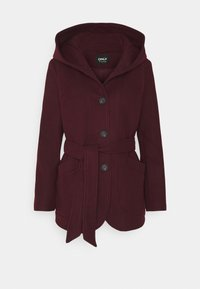 ONLY - ONLCHANETT JACKET  - Classic coat - port royale - 4