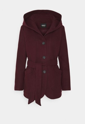 ONLCHANETT JACKET  - Classic coat - port royale