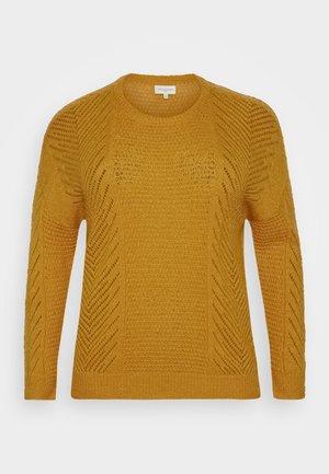 CARROSE - Neule - golden yellow