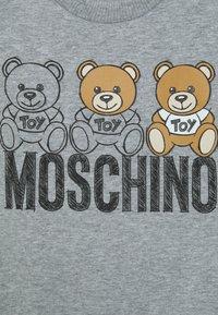 MOSCHINO - Sweatshirt - grey melange - 2