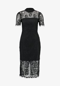 Mossman - MAKING THE CONNECTION DRESS - Sukienka koktajlowa - black - 4