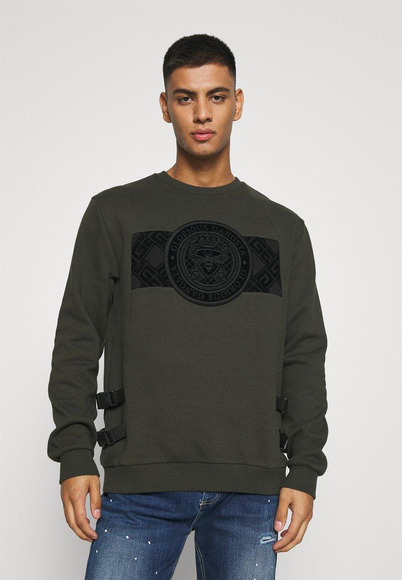 Glorious Gangsta - ZAIAR - Sweatshirt - khaki